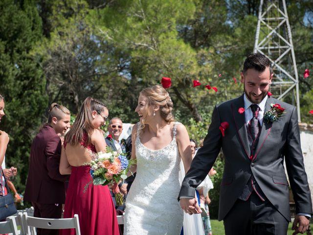 La boda de Marta y Alex en Odena, Barcelona 41