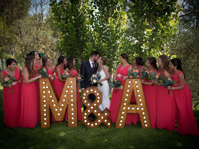 La boda de Marta y Alex en Odena, Barcelona 45