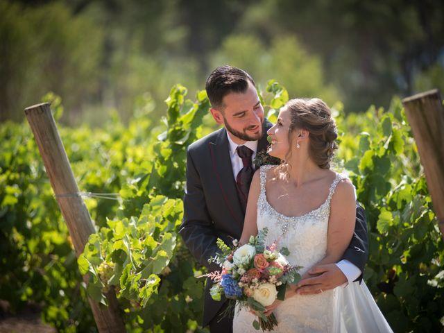 La boda de Marta y Alex en Odena, Barcelona 1