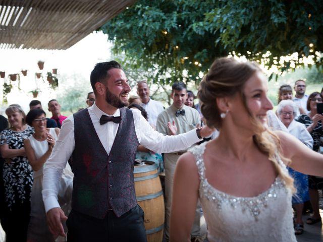 La boda de Marta y Alex en Odena, Barcelona 92