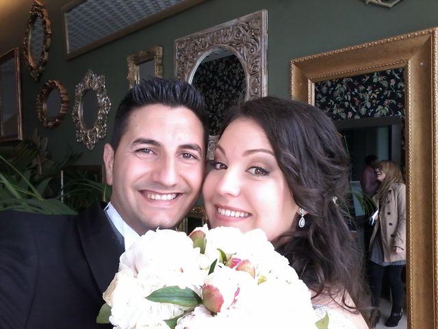 La boda de Fran y Ujué en Castejon, Navarra 2
