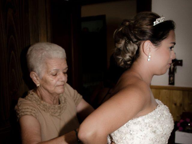 La boda de Domingo y Amanda en Firgas, Las Palmas 3