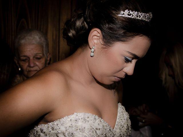 La boda de Domingo y Amanda en Firgas, Las Palmas 1