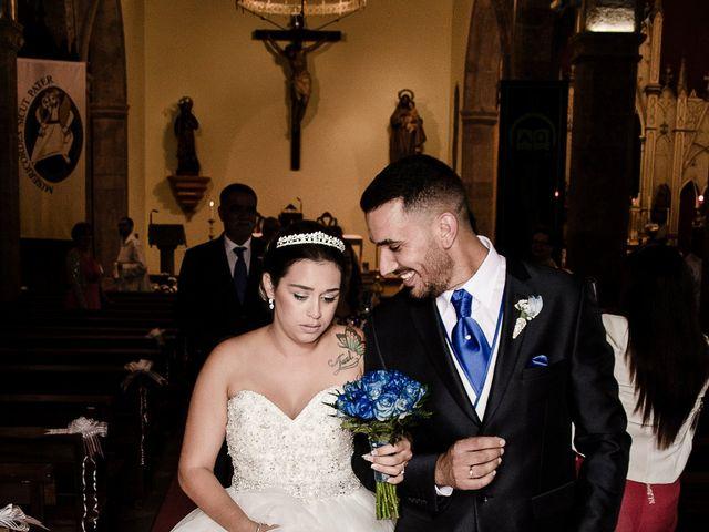 La boda de Domingo y Amanda en Firgas, Las Palmas 7