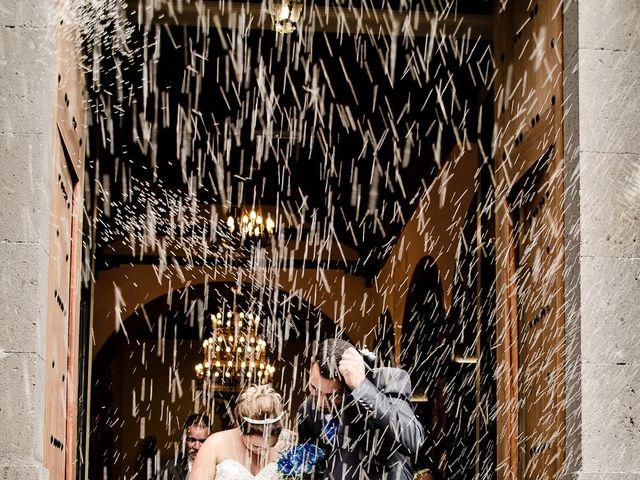 La boda de Domingo y Amanda en Firgas, Las Palmas 9