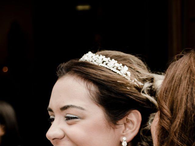 La boda de Domingo y Amanda en Firgas, Las Palmas 11