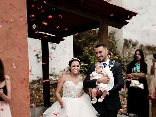 La boda de Domingo y Amanda en Firgas, Las Palmas 12