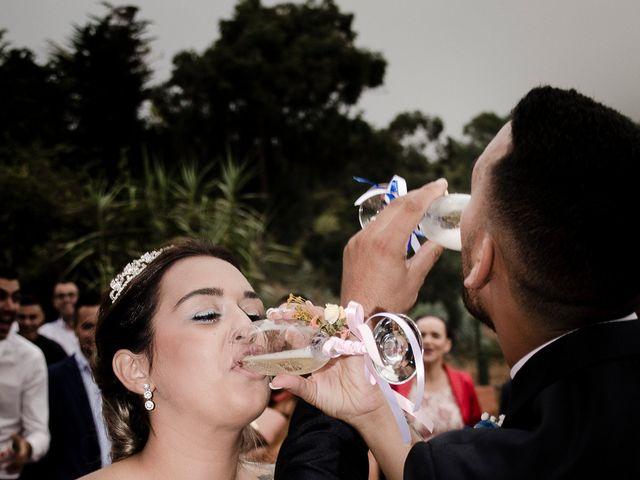 La boda de Domingo y Amanda en Firgas, Las Palmas 13