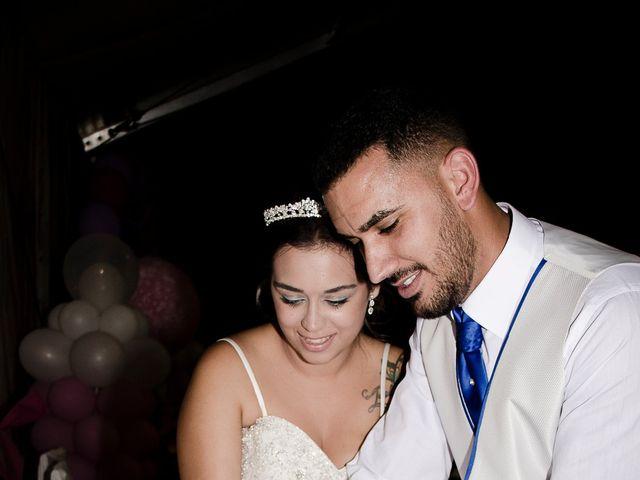 La boda de Domingo y Amanda en Firgas, Las Palmas 14