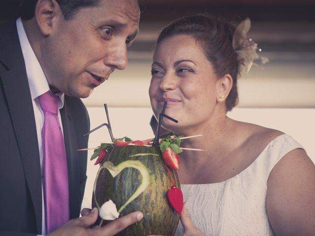 La boda de Javier y Laura en Tegueste, Santa Cruz de Tenerife 17
