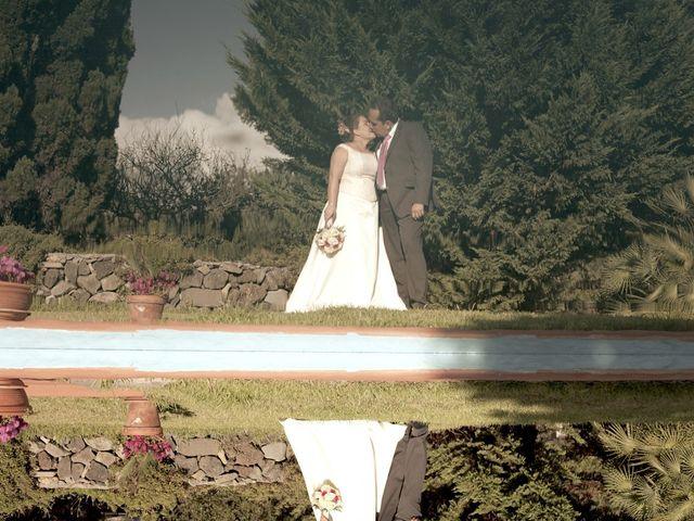 La boda de Javier y Laura en Tegueste, Santa Cruz de Tenerife 19