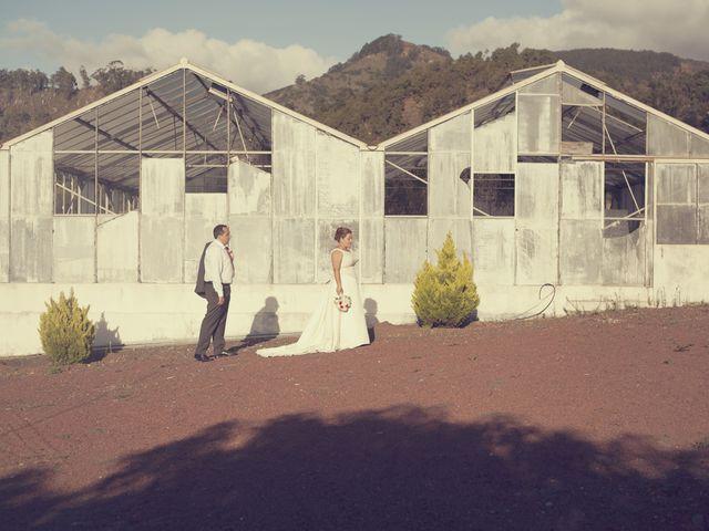 La boda de Javier y Laura en Tegueste, Santa Cruz de Tenerife 20