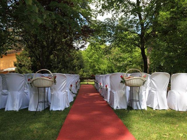 La boda de Isabel y Ivan en Vilobi D'onyar, Girona 18