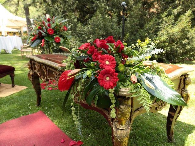 La boda de Isabel y Ivan en Vilobi D'onyar, Girona 19
