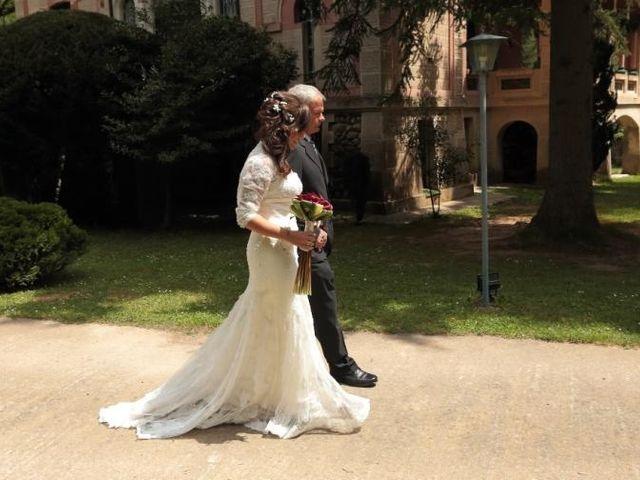 La boda de Isabel y Ivan en Vilobi D'onyar, Girona 1