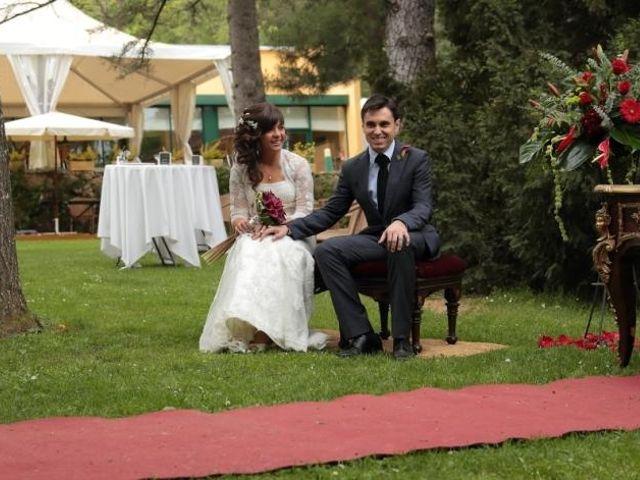 La boda de Isabel y Ivan en Vilobi D'onyar, Girona 15