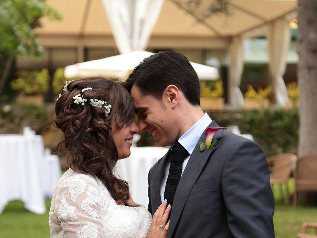 La boda de Isabel y Ivan en Vilobi D'onyar, Girona 5