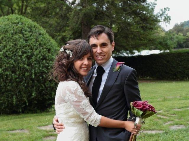 La boda de Isabel y Ivan en Vilobi D'onyar, Girona 7
