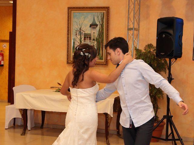 La boda de Isabel y Ivan en Vilobi D'onyar, Girona 8