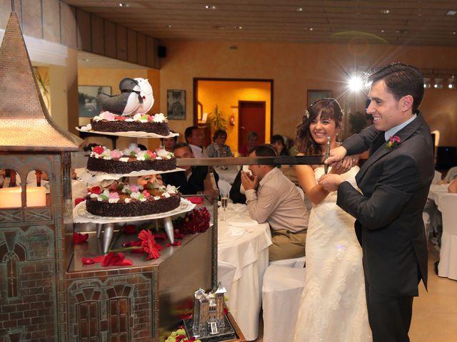La boda de Isabel y Ivan en Vilobi D'onyar, Girona 17