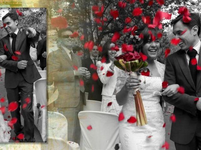 La boda de Isabel y Ivan en Vilobi D'onyar, Girona 2
