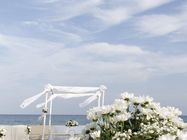 La boda de Aida y Ernest en Miami-platja, Tarragona 1