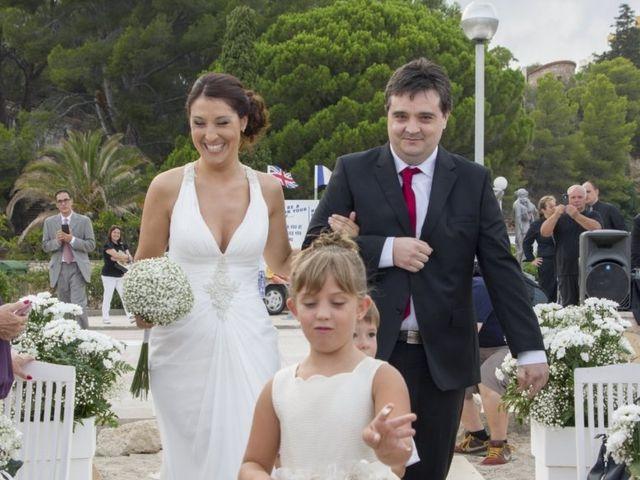 La boda de Aida y Ernest en Miami-platja, Tarragona 6