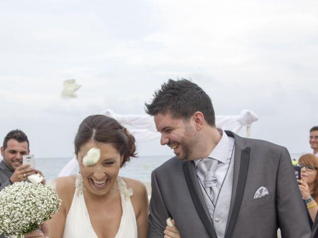 La boda de Aida y Ernest en Miami-platja, Tarragona 19