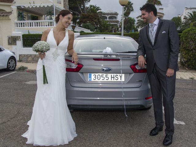La boda de Aida y Ernest en Miami-platja, Tarragona 21