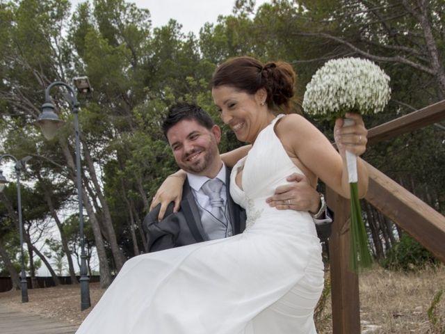 La boda de Aida y Ernest en Miami-platja, Tarragona 22