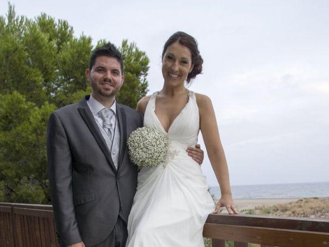 La boda de Aida y Ernest en Miami-platja, Tarragona 26