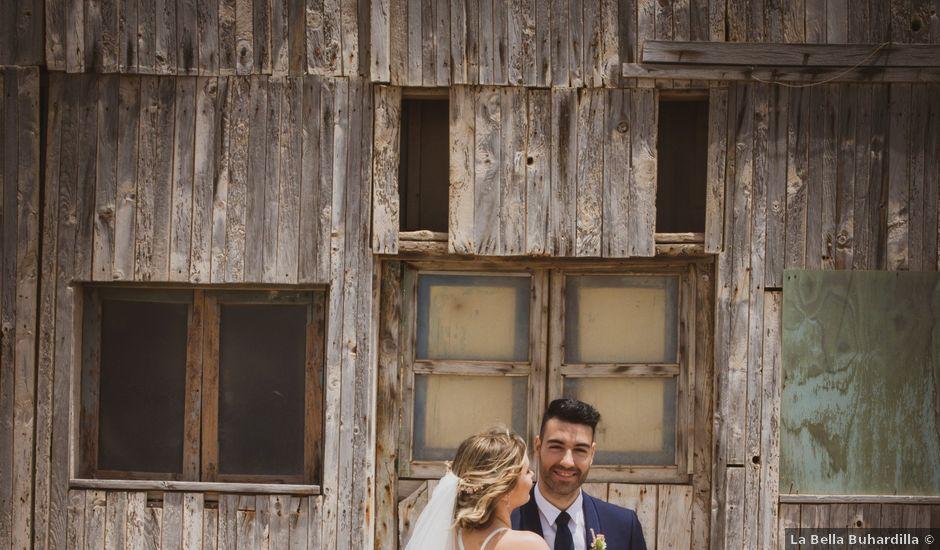 La boda de Ruben y Anamaria en Viator, Almería