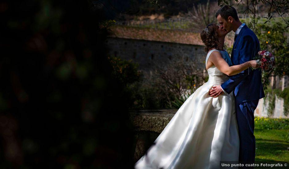 La boda de Gregorio y Alba en Vilagarcía de Arousa, Pontevedra