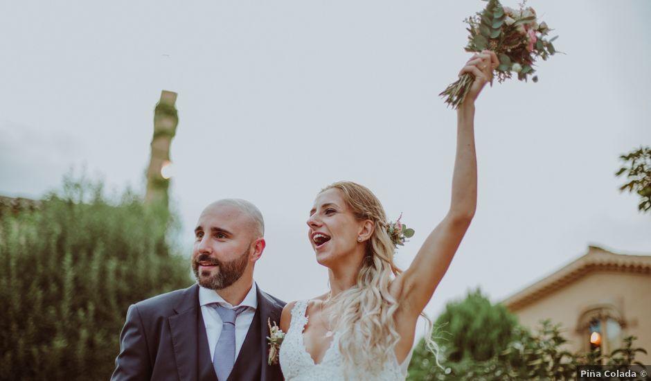 La boda de Borja y Steffi en Sabadell, Barcelona