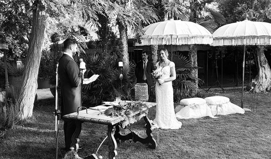 La boda de Aldana y Jorge en Chinchon, Madrid