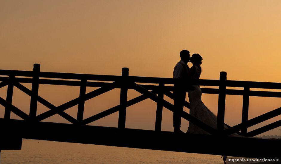 La boda de Ana y Daniel en Olvera, Cádiz