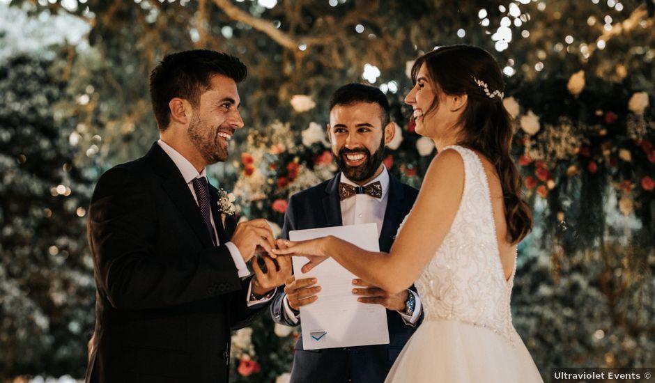 La boda de Aaron y Cristina en Elx/elche, Alicante
