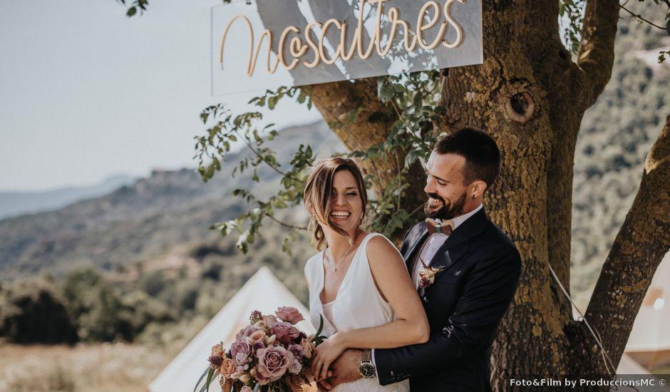 La boda de Ramon y Mariona en La Quar, Barcelona