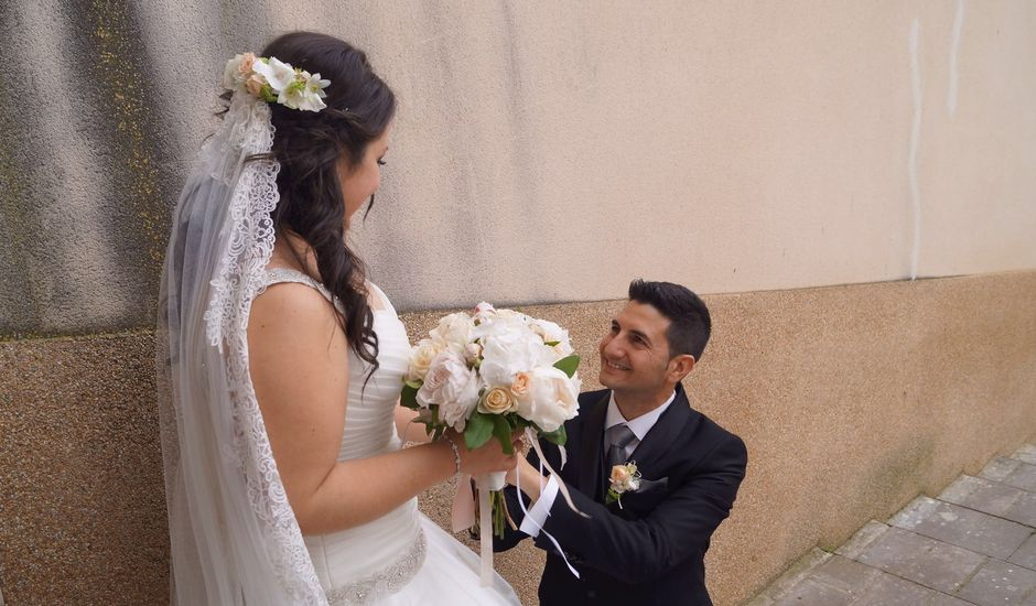 La boda de Fran y Ujué en Castejon, Navarra