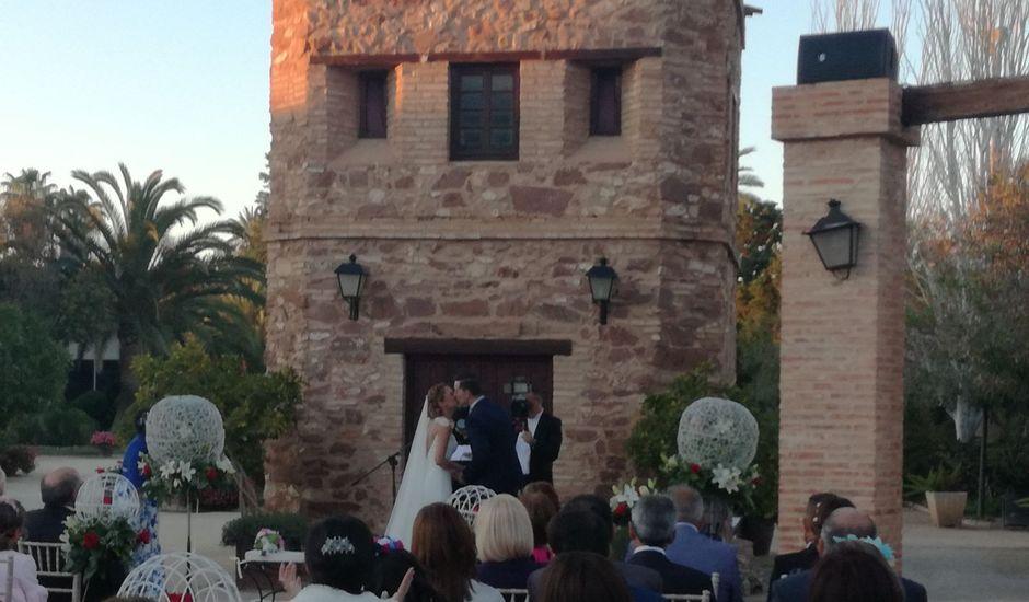 La boda de Luis y Patri  en Valencia, Valencia