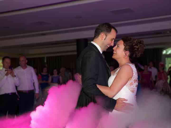 La boda de Belén y Andrés