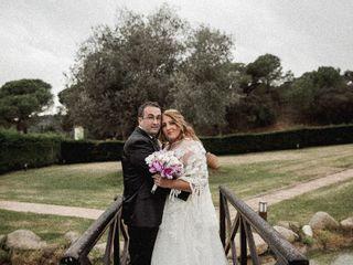 La boda de Marta y Javi