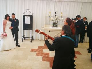 La boda de Yolanda  y Antonio 2