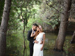 La boda de Tania y Roberto