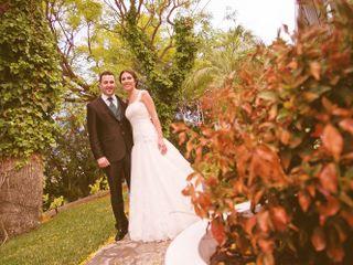 La boda de Lidia y Carlos