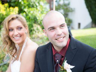 La boda de Abel y Carlota