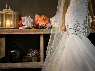 La boda de Paola y Eliezer 1