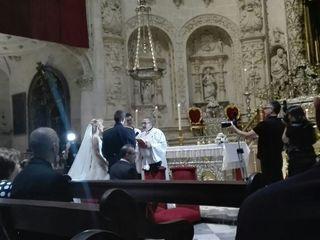 La boda de Maria Jesús  y Ezequiel  3