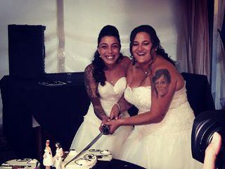 La boda de Blanca  y Saray