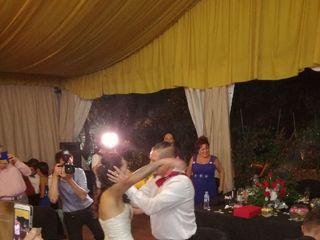 La boda de Blanca  y Saray 3